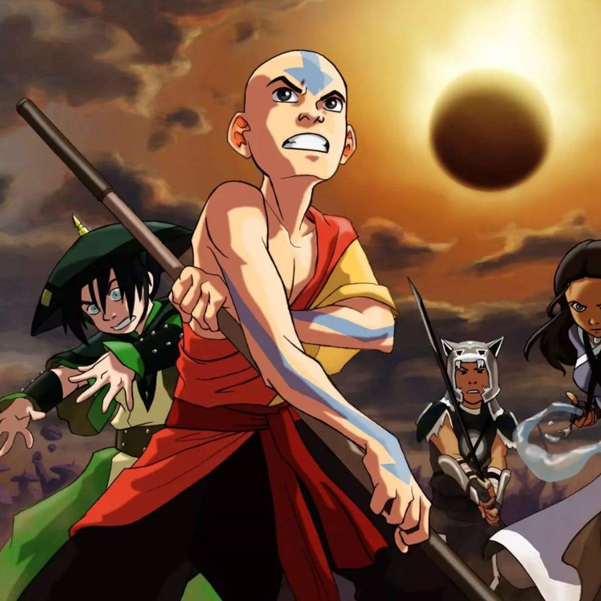 Avatar' Series 3: The Guys Who Made 'Last Airbender' Want