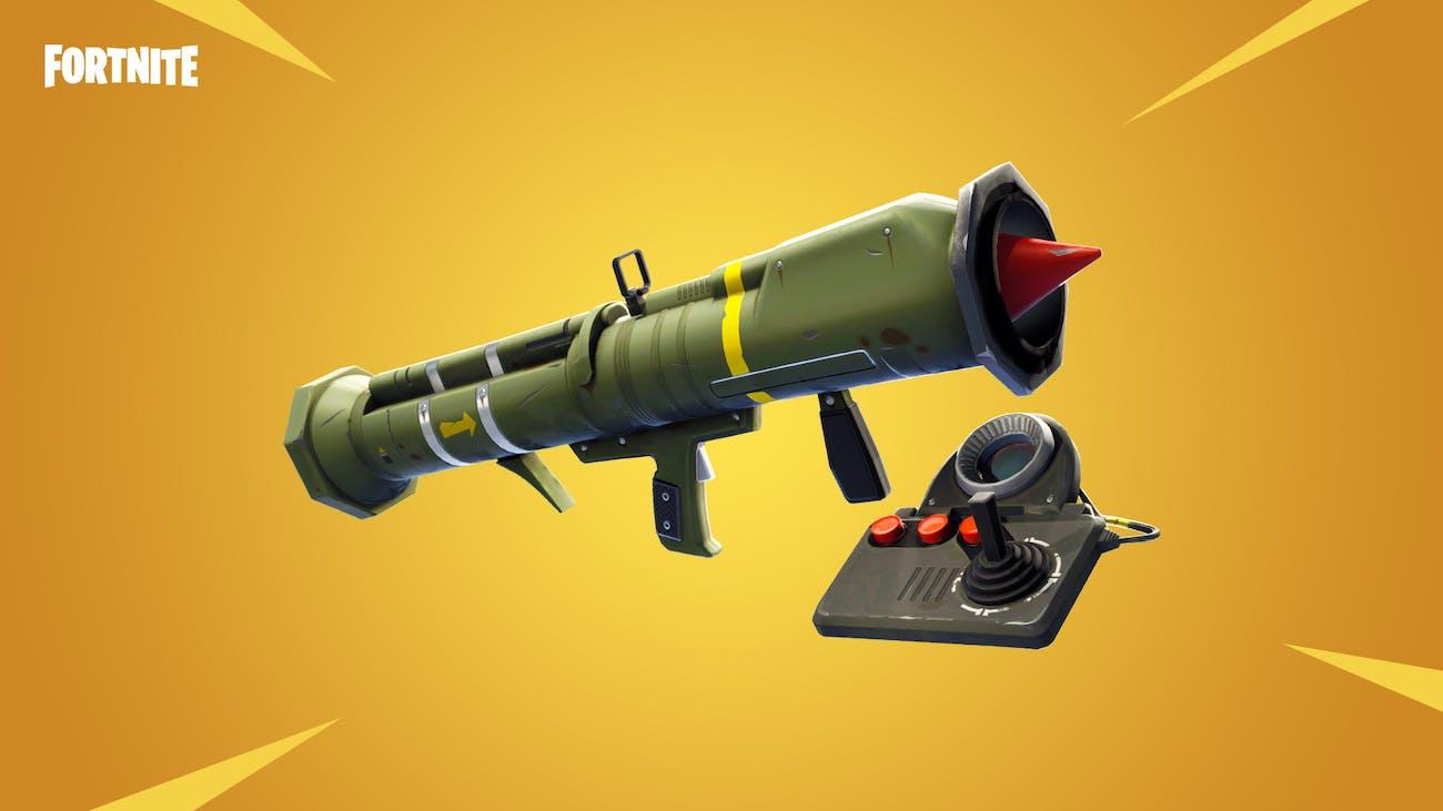'Fortnite' Guided Missile