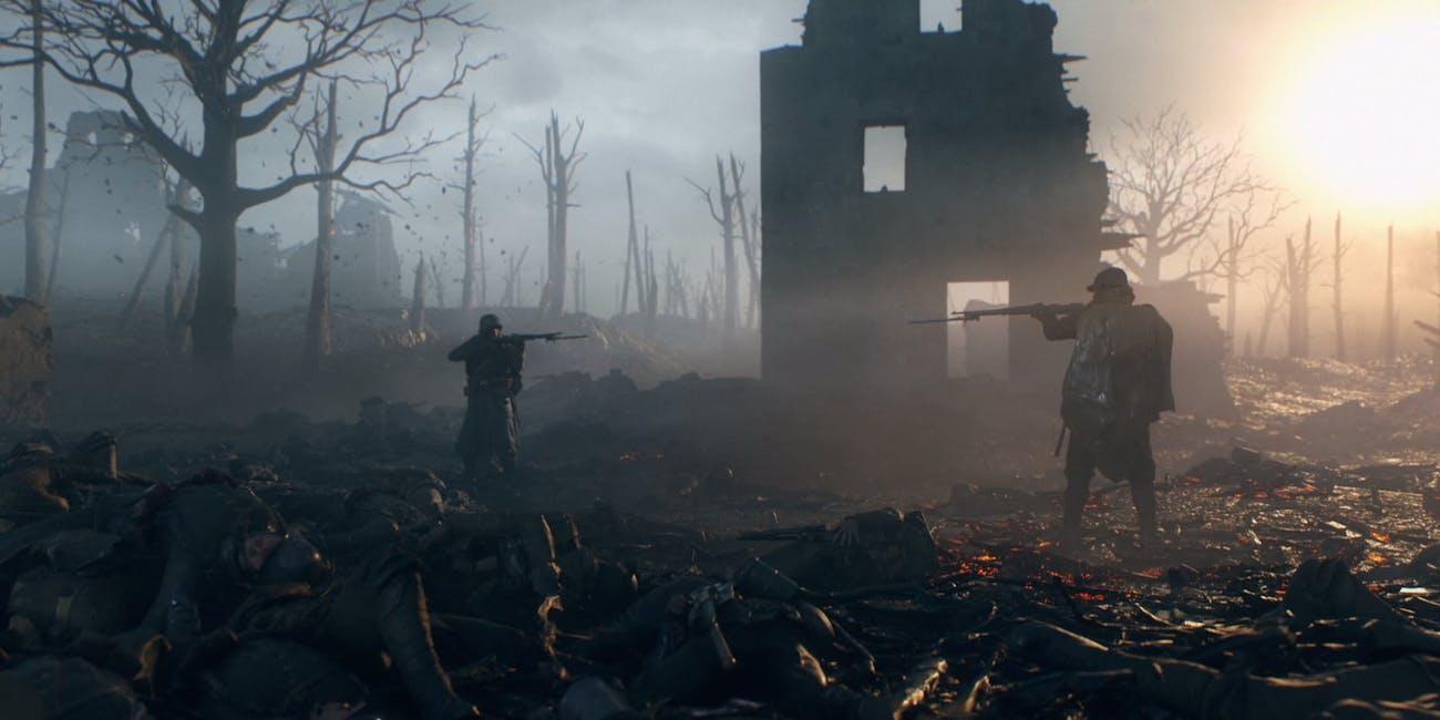 Battlefield 1 Screenshot EA DICE