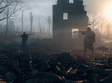The History Fueling the War in 'Battlefield 1'