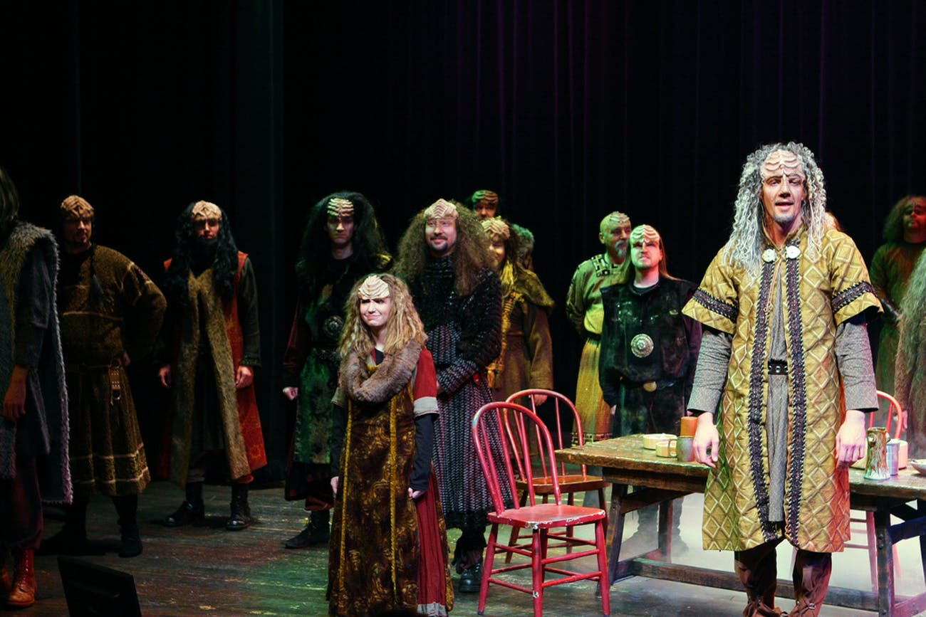 You Haven\'t Seen \'A Christmas Carol\' Until It Stars Klingons from ...