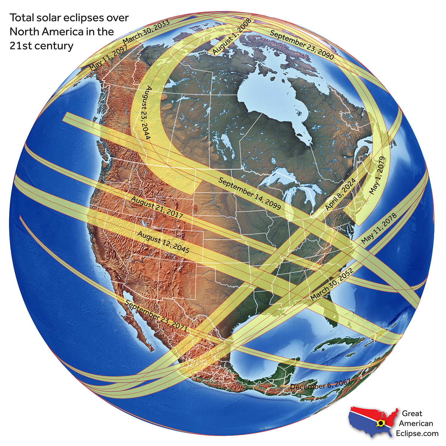 Three cool facts about the upcoming solar eclipse