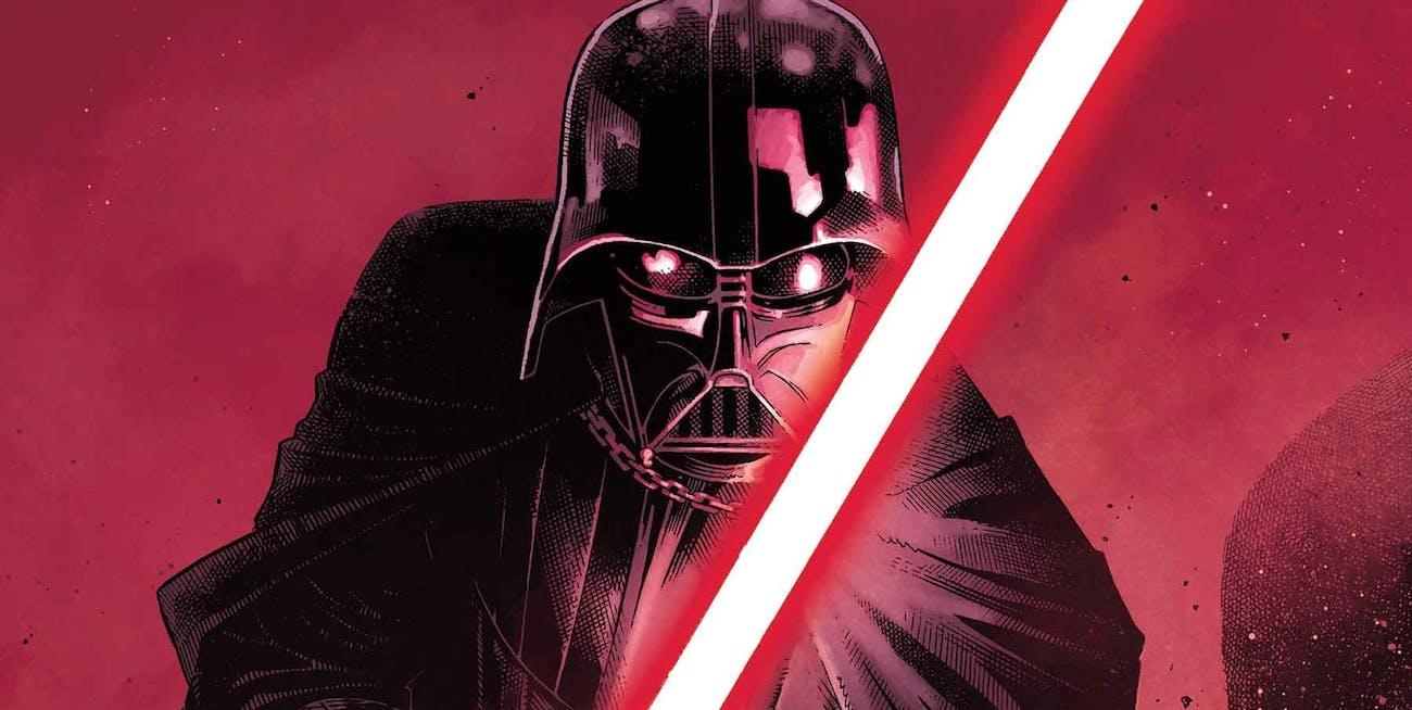 Darth Vader Marvel Comic