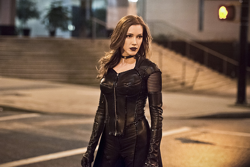 Black Siren as she appeared on 'The Flash'.