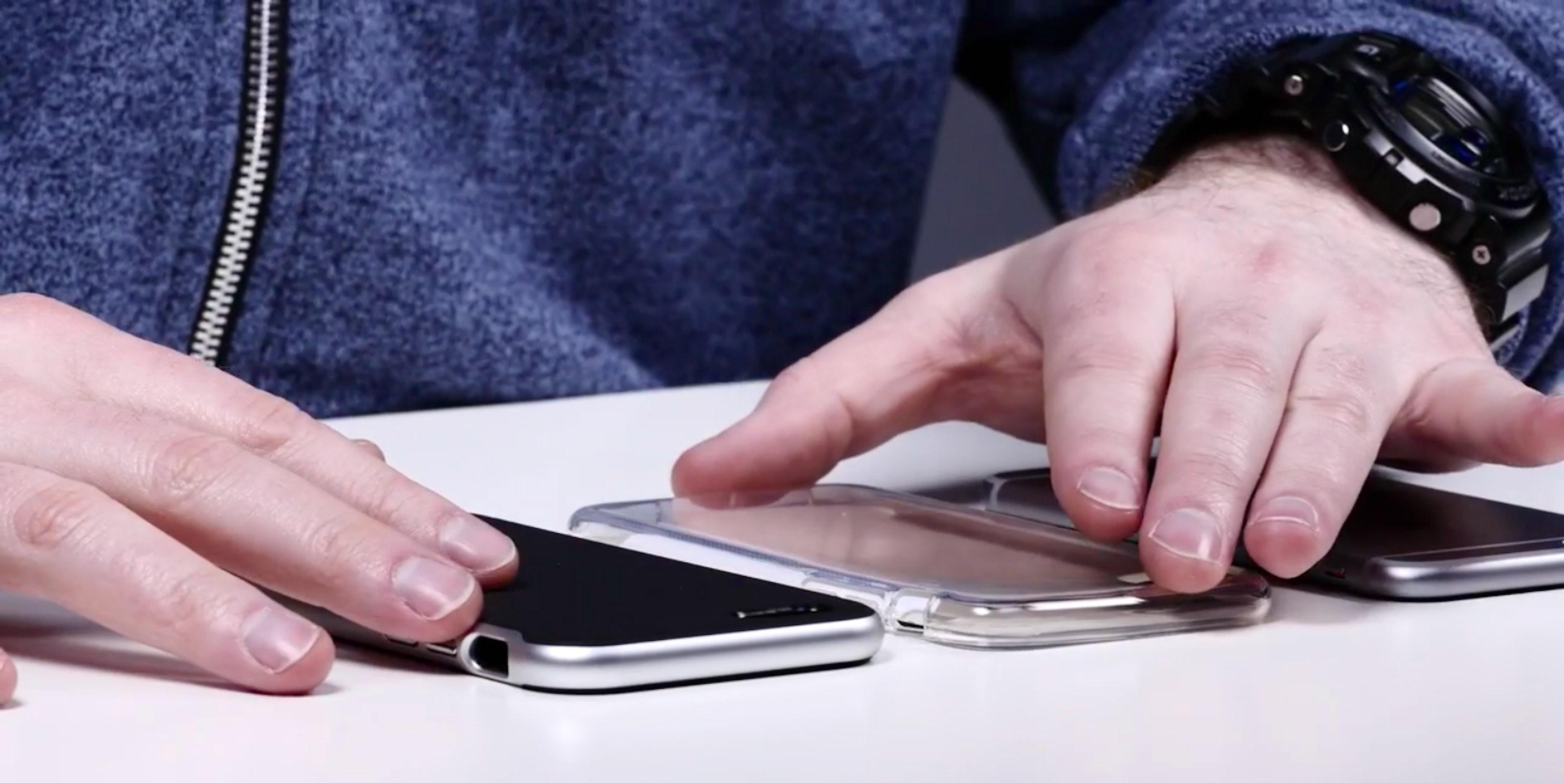 отличие чехлов iphone 7 от iphone 6