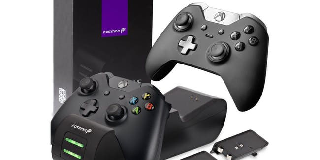 fosmon controller charger xbox