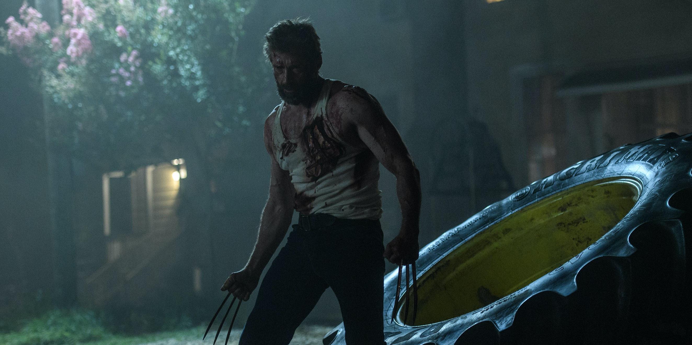 Hugh Jackman Swears He'll Never, Ever Play Wolverine Again