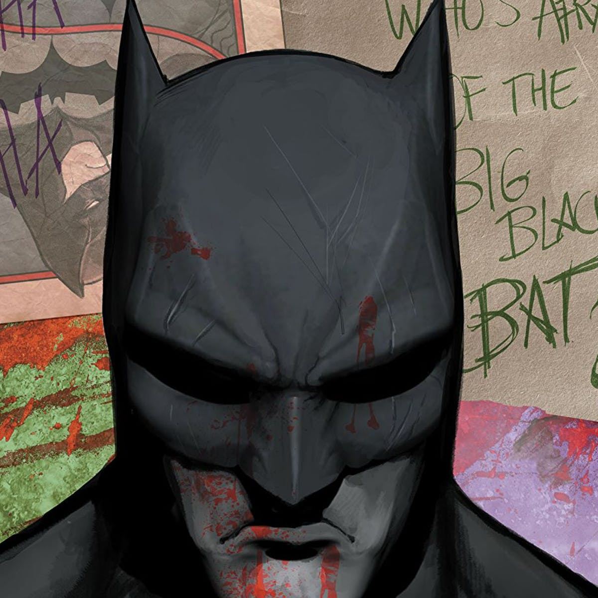 'Batman' writer says his next DC Comics series is his 'Dark Knight Returns'