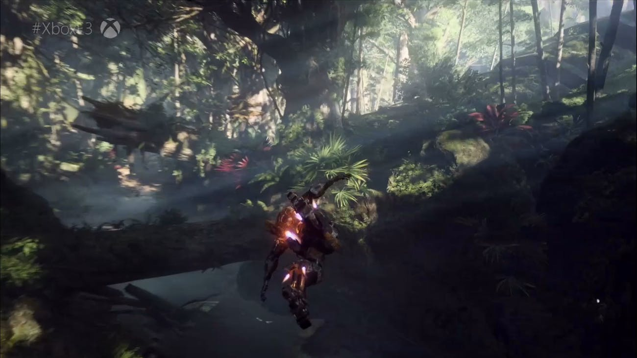 BioWare Anthem Microsoft Xbox E3 2017 Press Conference