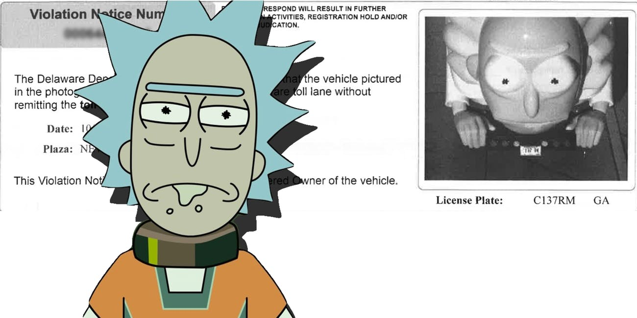 Rick Sanchez is in big trouble this time.