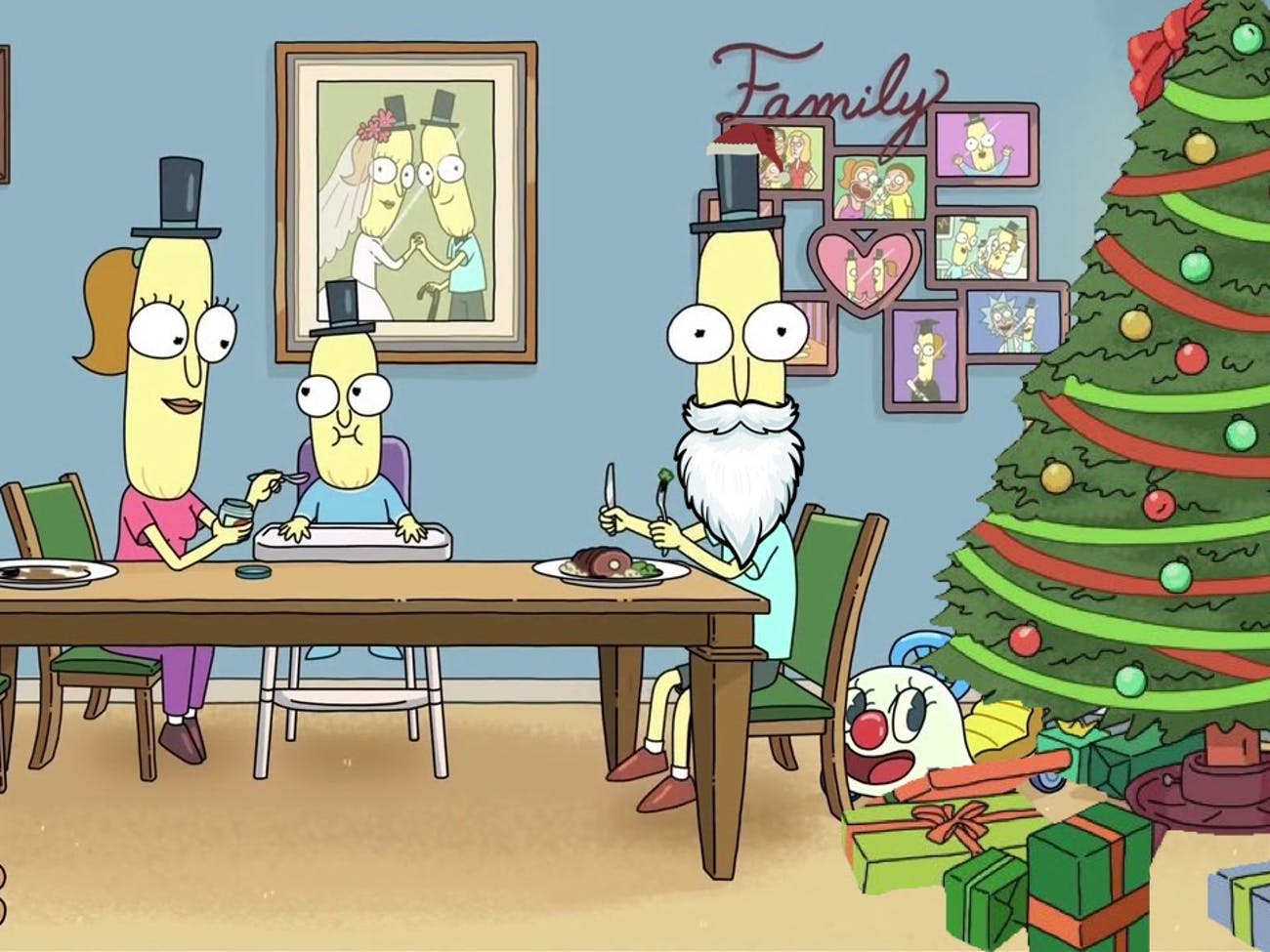 Rick And Morty Christmas.Rick And Morty Season 4 Release Date Why It Could Arrive