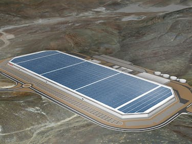 Tesla Doubles Gigafactory Work Ahead of July 29 Grand Opening