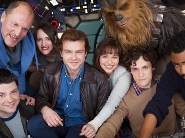 'Han Solo' Photo and Synopsis Confirms Multiple Casting Rumors