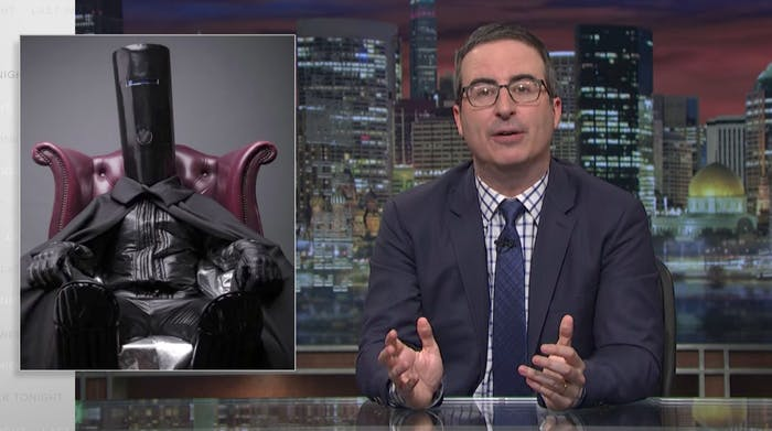Lord Buckethead Last Week Tonight