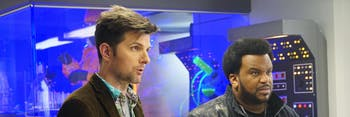 Ghosted Fox Adam Scott