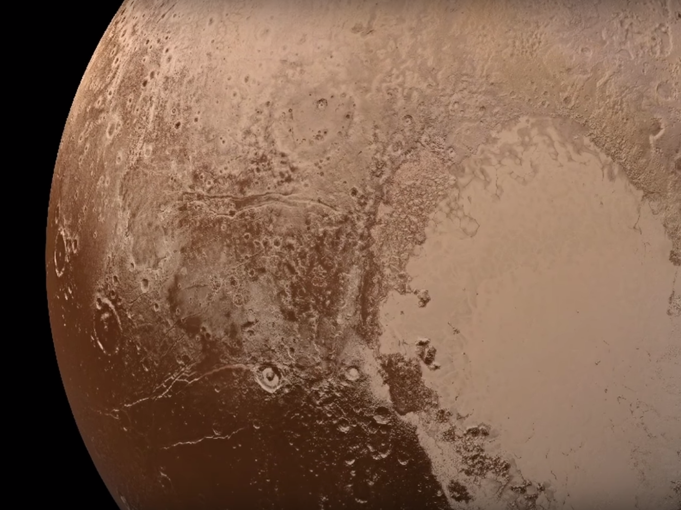 NASA Shares Video of What a Landing on Pluto Might Look Like