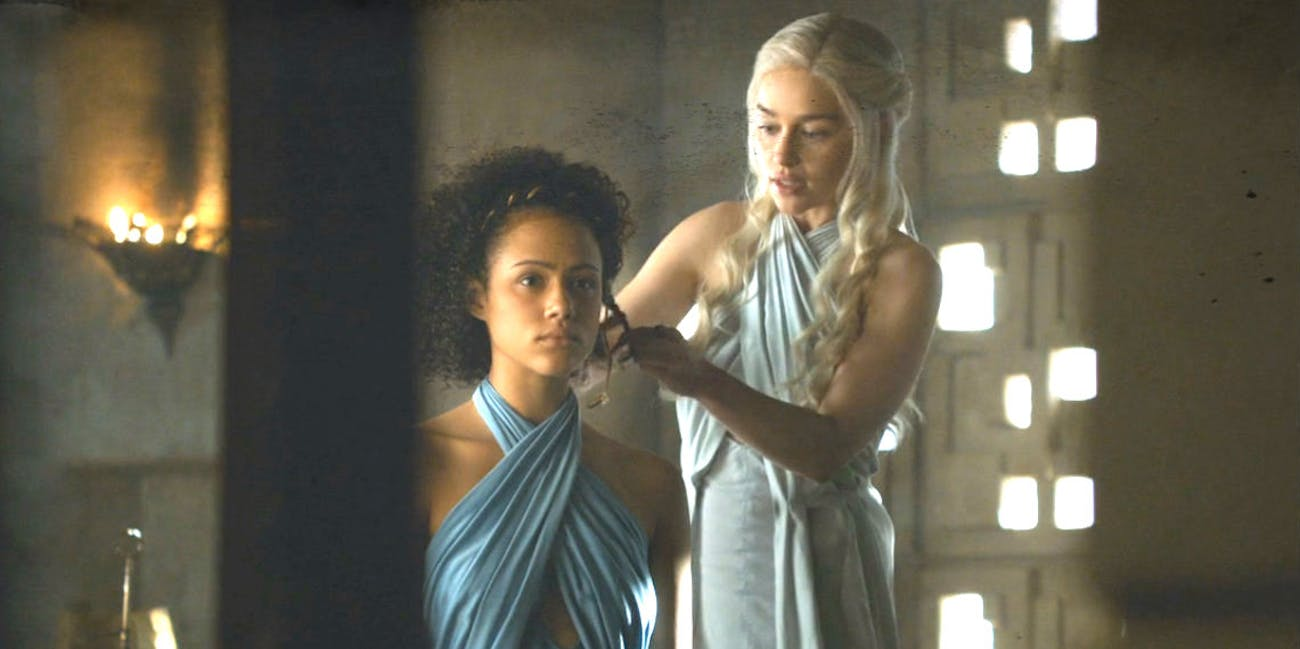 game of thrones dany easter egg