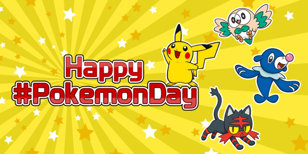 Heres What To Expect On Pokemon Day February 27 Inverse New Nintendo 3ds Xl Pikachu Yellow Edition Gotta Catch All These Events
