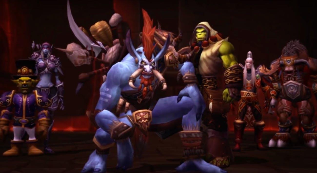 Vol'jin World of Warcraft