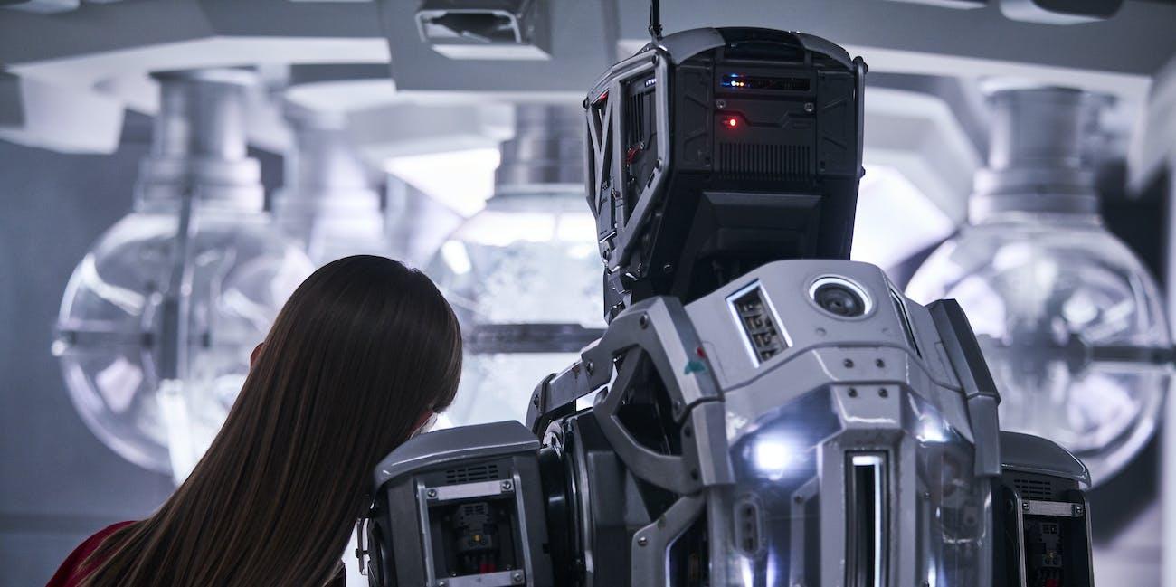 """'I Am Mother' Editor Explains Ending: """"Sits Alongside 'Star Wars' Trilogy"""""""