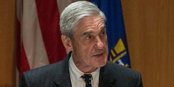 Robert Mueller FBI Director Liberal Trump Investigation