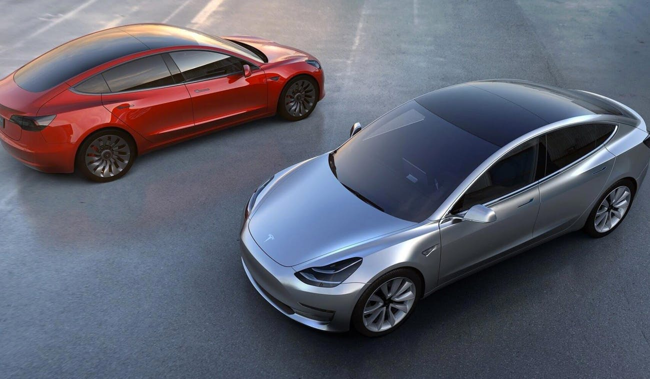 How much will people have to pay for a top-of-the-line Tesla?