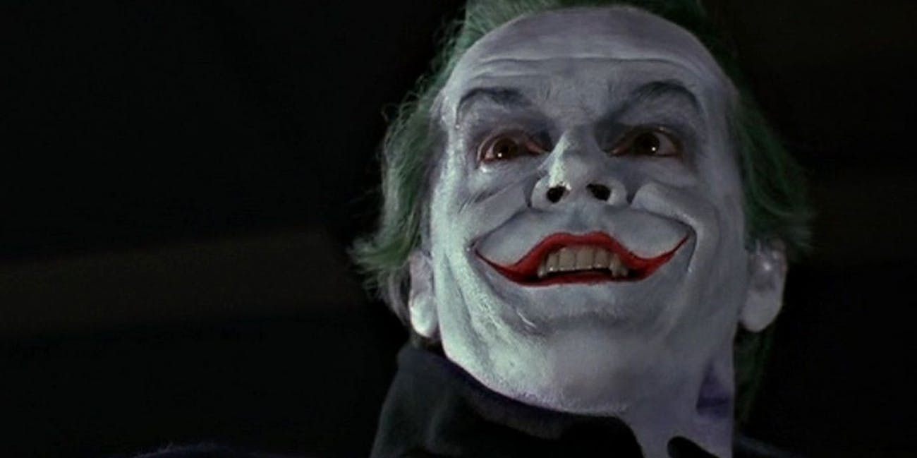 Joker Gas Anti-Venom in NBC's 'Powerless'