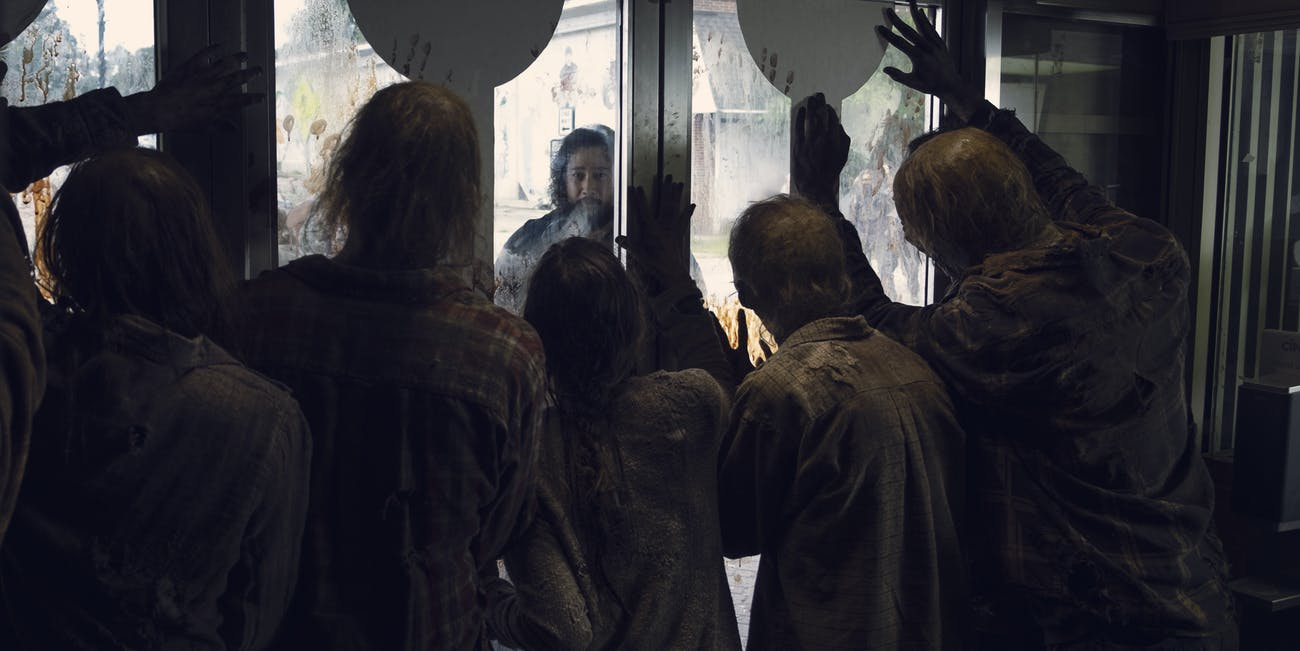the walking dead season 9 episode 11 kingdom walkers