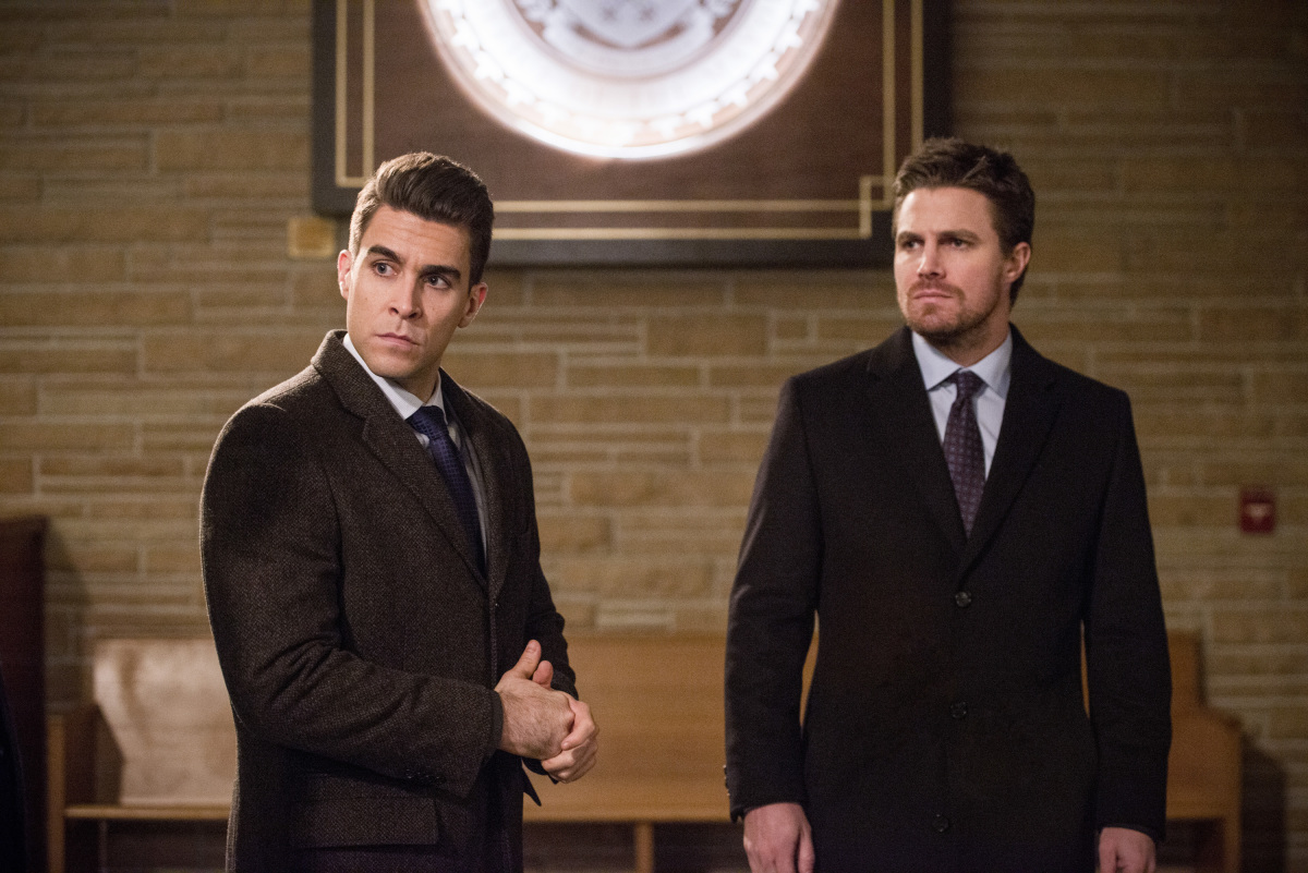 Arrow: How will Team Arrow fare without Oliver?