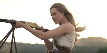 Evan Rachel Wood as Dolores in 'Westworld' Season 2