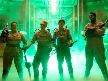 China Isn't Going to Call 'Ghostbusters'