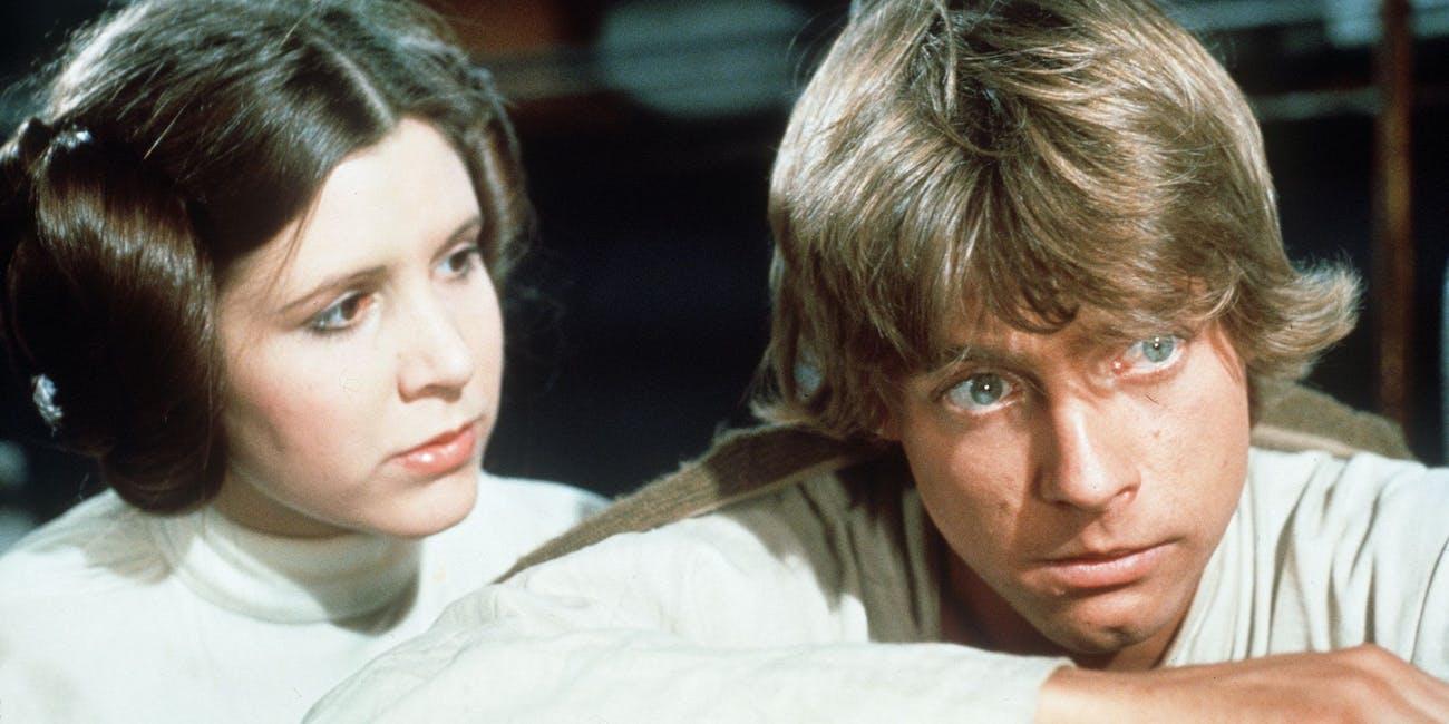 Luke Leia