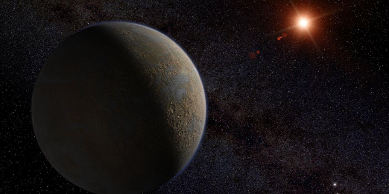Proxima Centauri b
