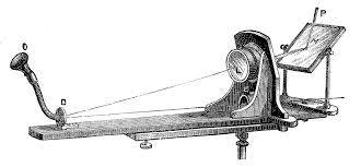 An upgraded version of Bell's original photophone