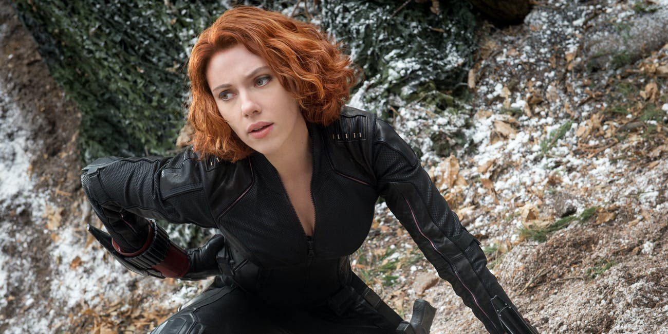 Marvel Black Widow Avengers Age of Ultron