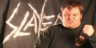 Slayer fan fan