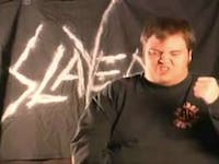 Slayer fan fan