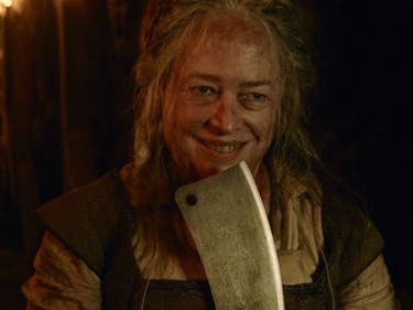 'American Horror Story' Also Bashed a Character's Head to a Pulp