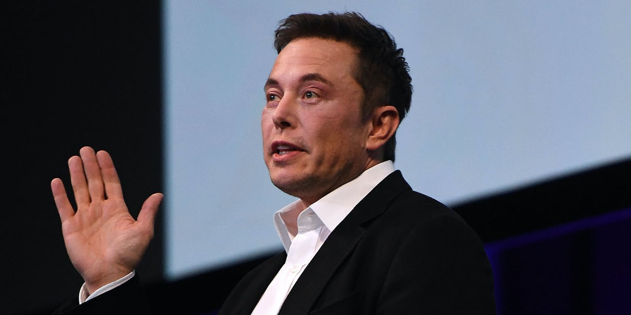 elon musk speaking at international astronautical congress