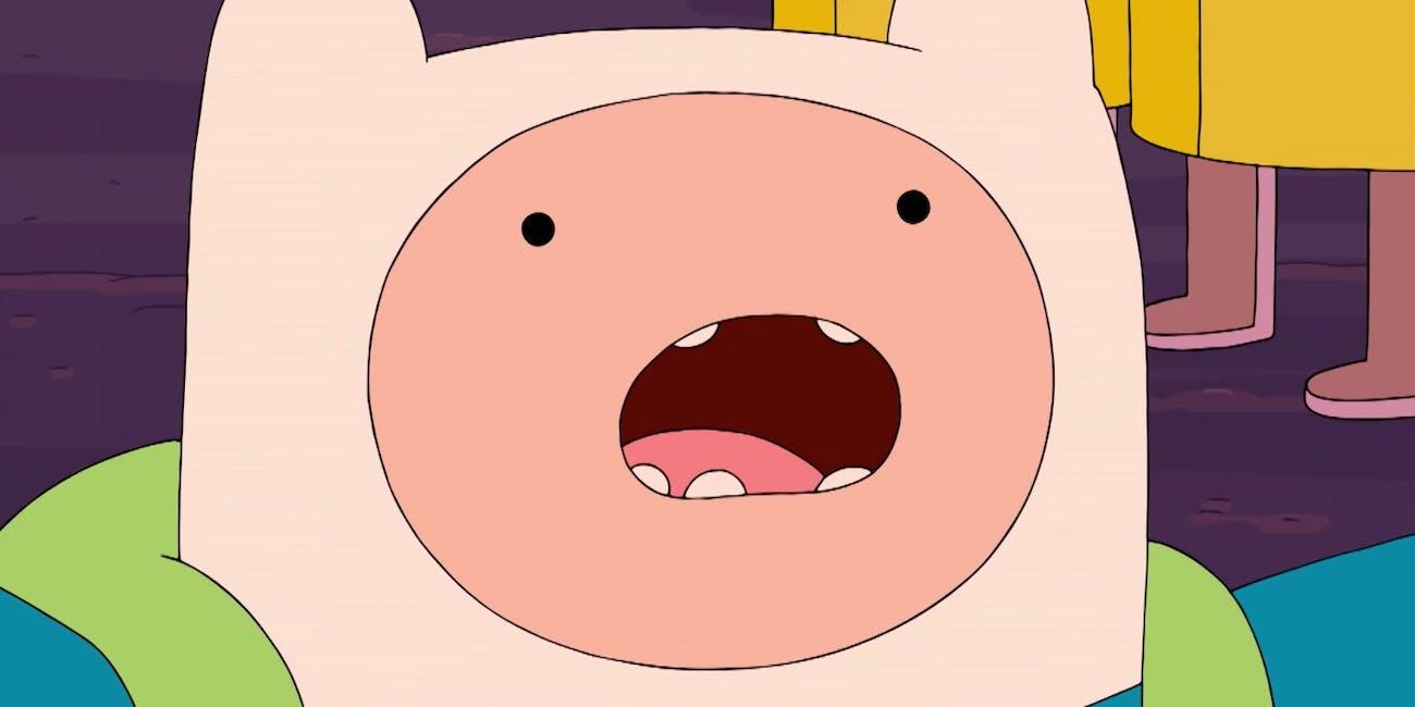 Adventure time finale air date trailer