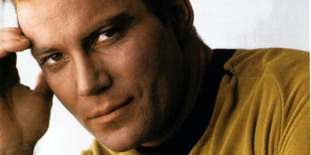 Leonard Nimoy William Shatner Spock's Brain Star Trek 1968
