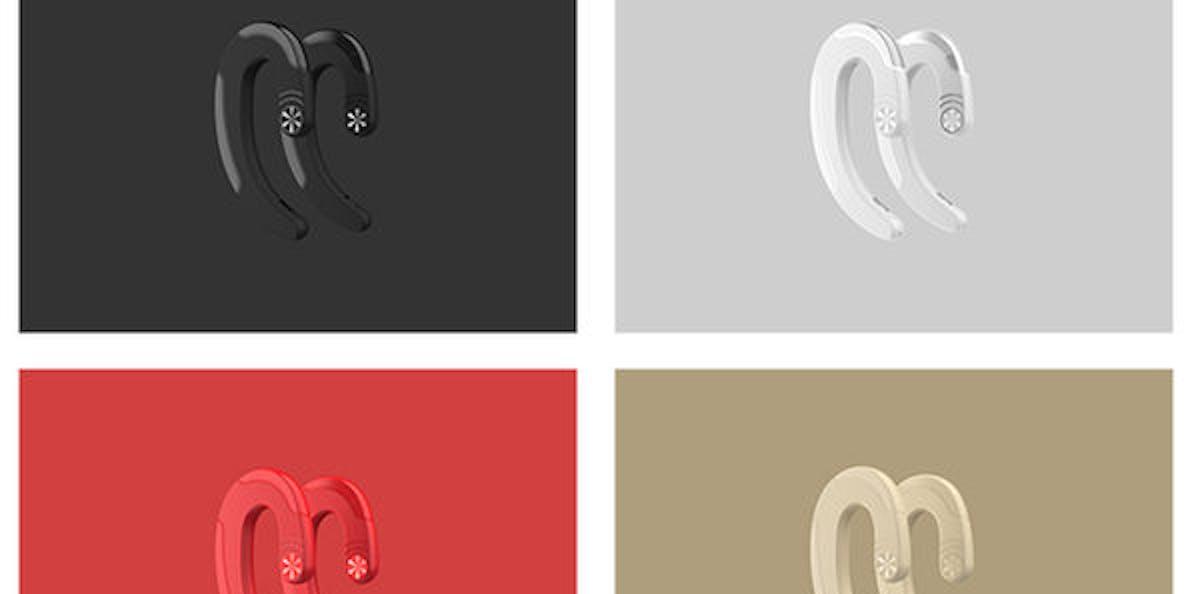 true wireless bone conduction earphones