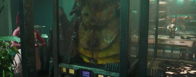 guardians director first adam warlock easter egg was a mistake