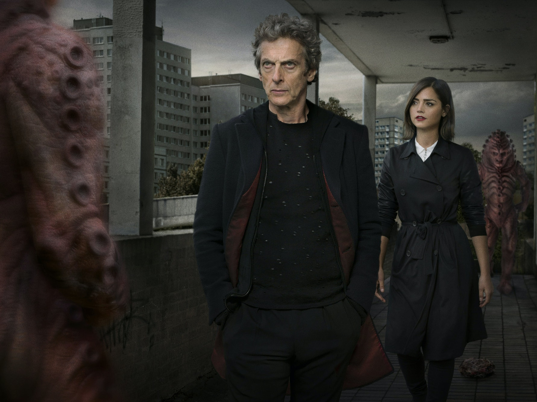 "The Doctor Gets Political in ""The Zygon Invasion"""