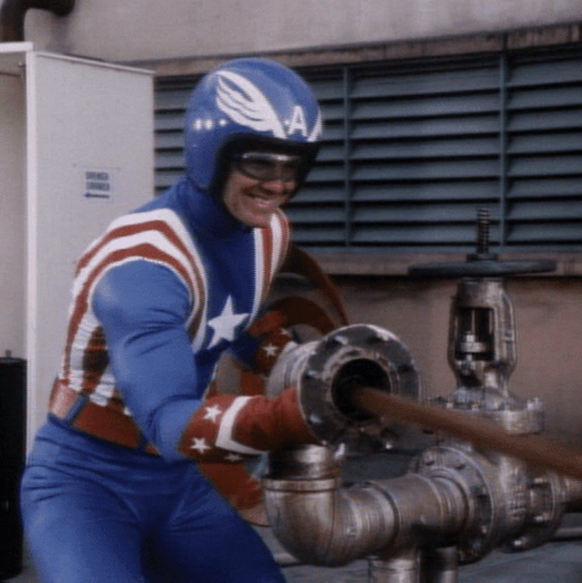 Captain American (1979) review: The corniest Captain America movie ever?