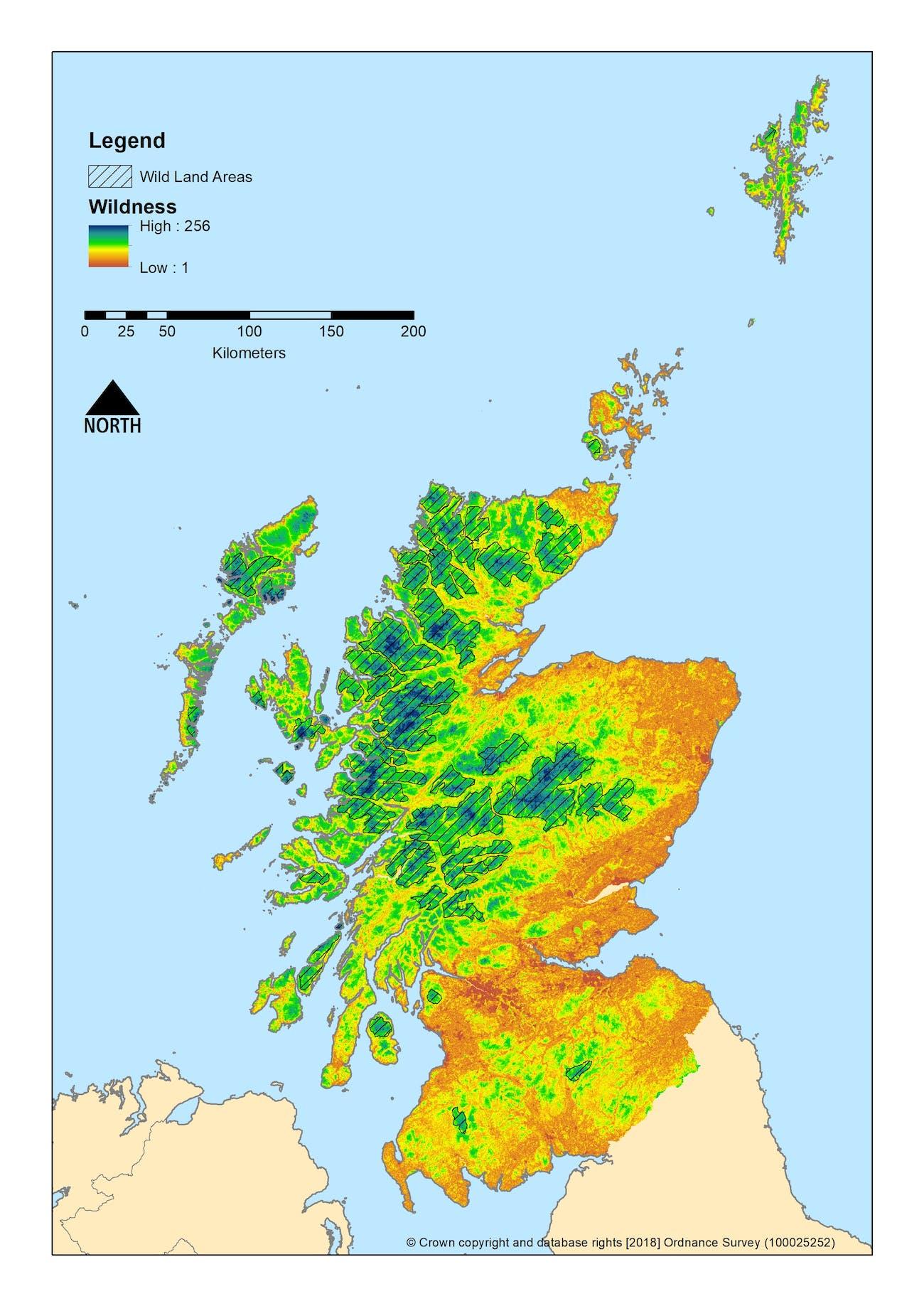 Scotland's wilderness.