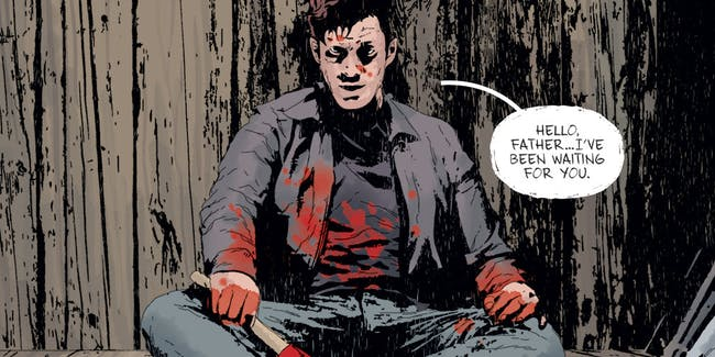 Gideon Falls Joe Reddy