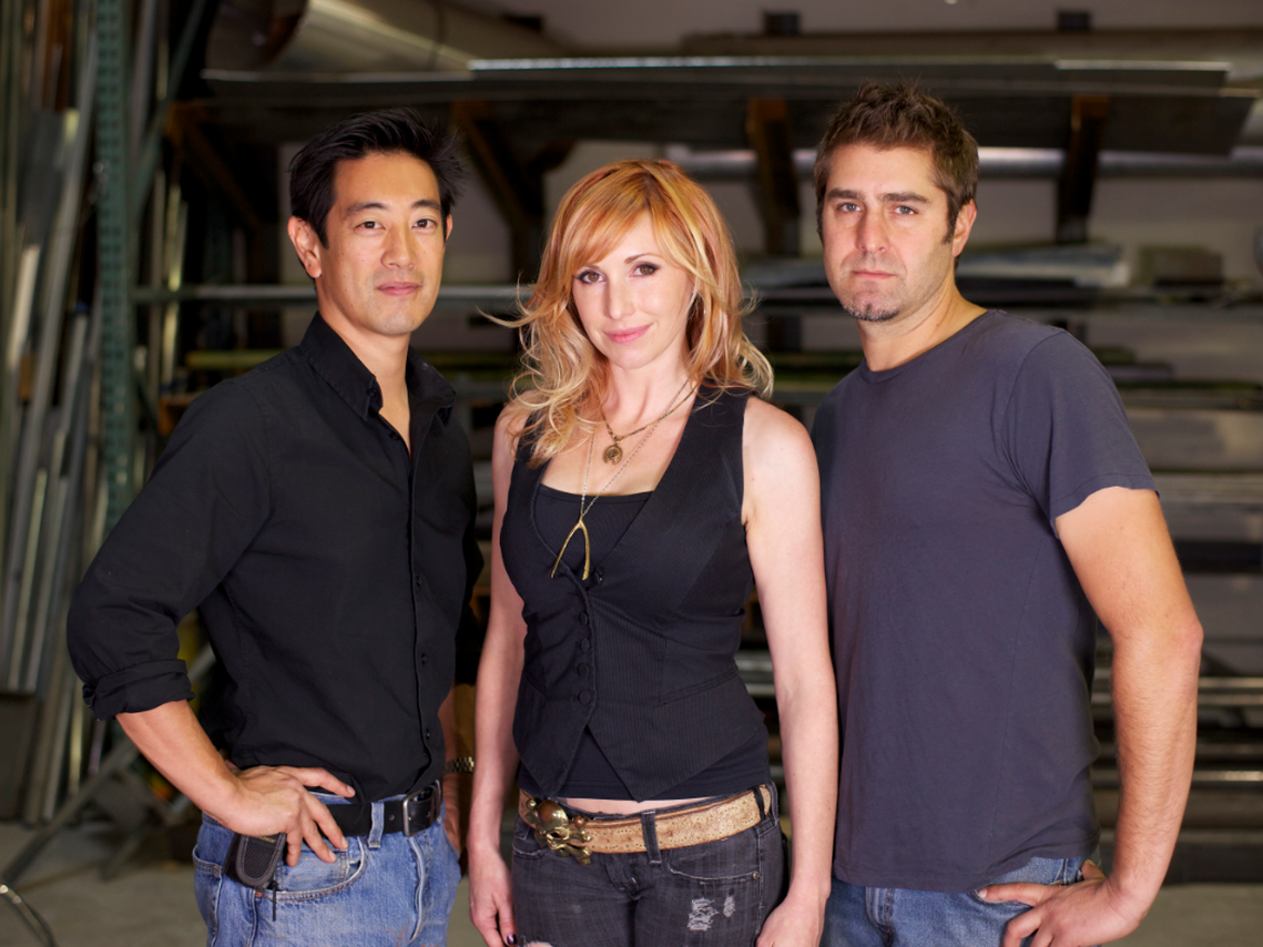 A 'Mythbusters' Spin-Off is Coming to Netflix