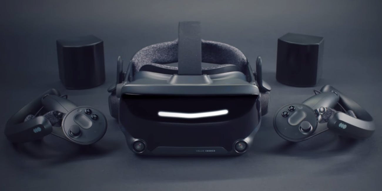 valve index vr headset
