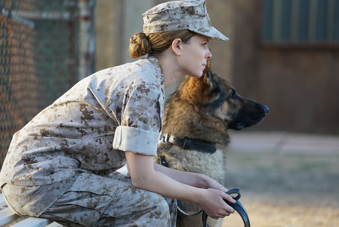 megan leavey kate mara dog